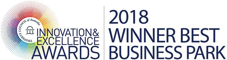 Innovation and Excellence Awards - 2018 Winner Best Business Park